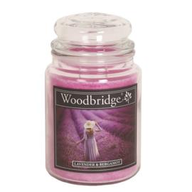 Lavender & Bergamot 565g Large Candle