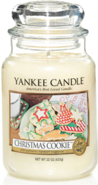 Yankee Candle Christmas Cookie - Large