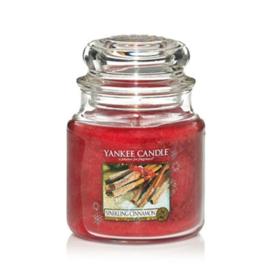 Yankee Candle Sparkling Cinnamon - Medium