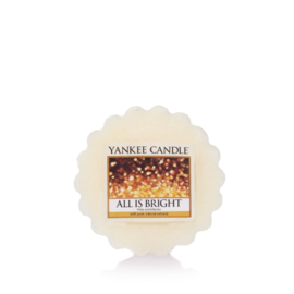 Yankee Candle All Is Bright - Wax Melt