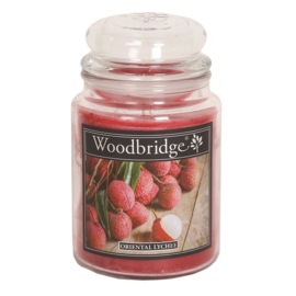Oriental Lychee 565g Large Candle