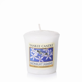 Yankee Candle Midnight Jasmine - Votive