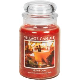 Village Candle Mulled Cider - Large Candle