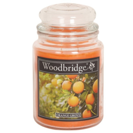 Orange Grove 565g Large Candle