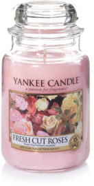 Yankee Candle Fresh Cut Roses - Large