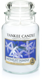Yankee Candle Midnight Jasmine - Large