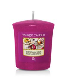 Yankee Candle Exotic Acai Bowl - Votive