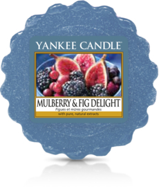 Yankee Candle Mulberry & Fig Delight - Wax Melt