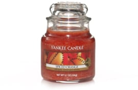 Yankee Candle Spiced Orange - Medium