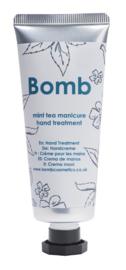 Bomb Cosmetics Mint Tea Manicure Hand Treatment