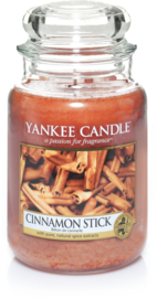 Yankee Candle Cinnamon Stick - Large