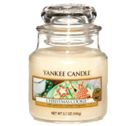 Yankee Candle Christmas Cookie - Small
