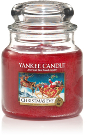 Yankee Candle Christmas Eve - Medium
