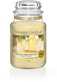 Yankee Candle Homemade Herb Lemonade - LARGE
