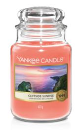 Yankee Candle Cliffside Sunrise - Large