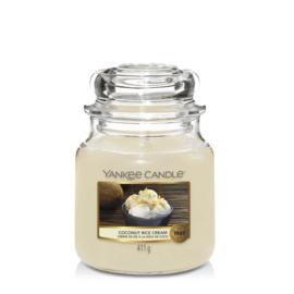 Yankee Candle Coconut Rice - Medium