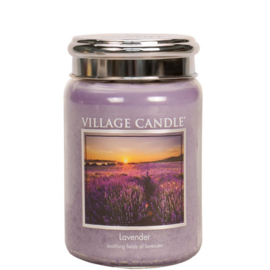 Lavender 737gr Large Candle