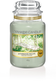 Yankee Candle Afternoon Escape - Large