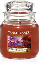 Yankee Candle Vibrant Saffron - Medium