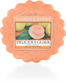Yankee Candle Delicious Guava - Wax Melt