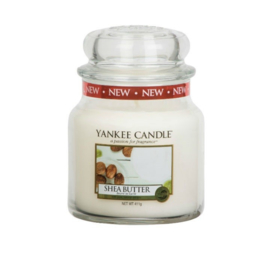 Yankee Candle Shea Butter - Medium