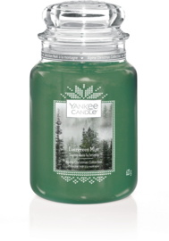 Yankee Candle Evergreen Mist - Large