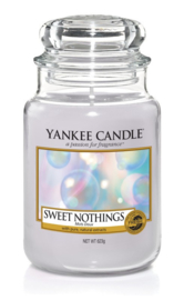 Yankee Candle Sweet Nothings - Large