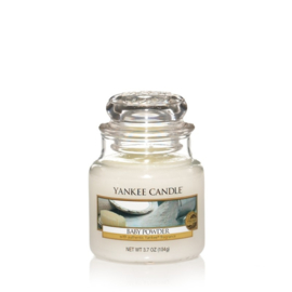 Yankee Candle Baby Powder - Small