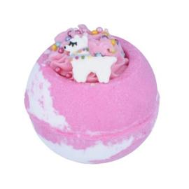 Bomb Cosmetics No Prob-Llama Bath Blaster