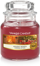 Yankee Candle Holiday Hearth - Small