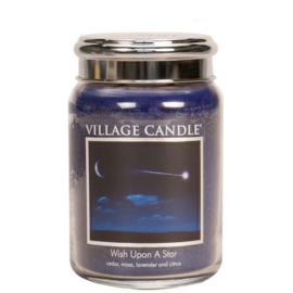 Wish Upon A Star 737gr Large Candle