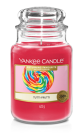 Yankee Candle Tutti Frutti - Large