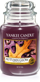 Yankee Candle Autumn Glow - Large