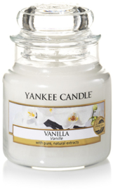 Yankee Candle Vanilla - Small