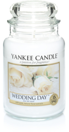 Yankee Candle Wedding Day - Large