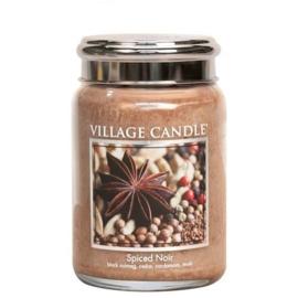 Village Candle Spiced Noir - Large Candle
