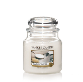 Yankee Candle Baby Powder - Medium