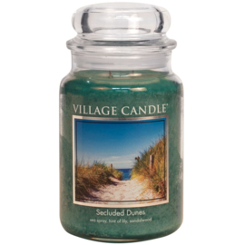 Village Candle Secluded Dunes - Large Candle