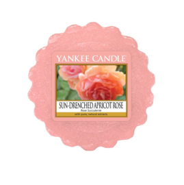 Yankee Candle Sun-Drenched Apricot Rose - Wax Melt