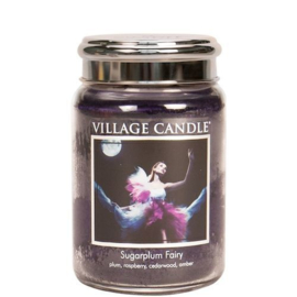 Sugarplum Fairy 737gr Large Candle