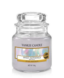 Yankee Candle Sweet Nothings - Small