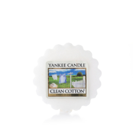 Yankee Candle Clean Cotton - Wax Melt