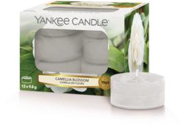 Yankee Candle Camellia Blossom - Tea Lights 12st