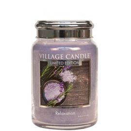 Relaxation Spa Collection 737gr Large Candle