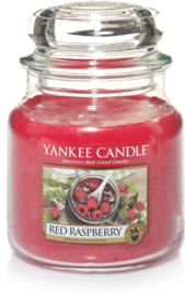 Yankee Candle Red Raspberry - Medium