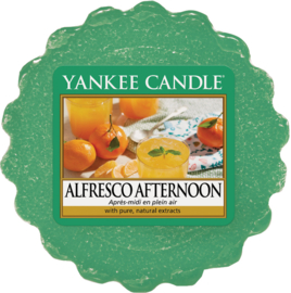 Yankee Candle Alfresco Afternoon - Wax Melt