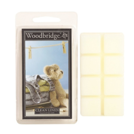 Woodbridge Clean Linen Wax Melt