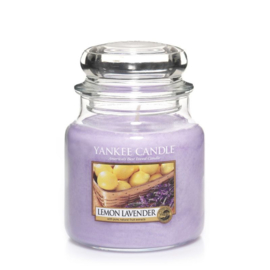 Yankee Candle Lemon Lavender - Small