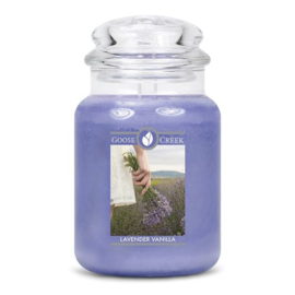 Goose Creek Lavender Vanilla Large