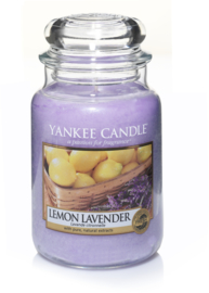 Yankee Candle Lemon Lavender - Large